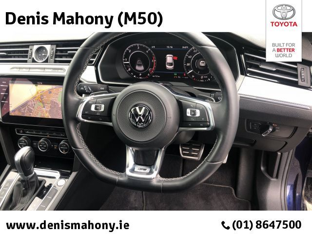 Used Volkswagen Arteon 2.0 TDI R-LINE 150HP 5DR AU (2018 (181))