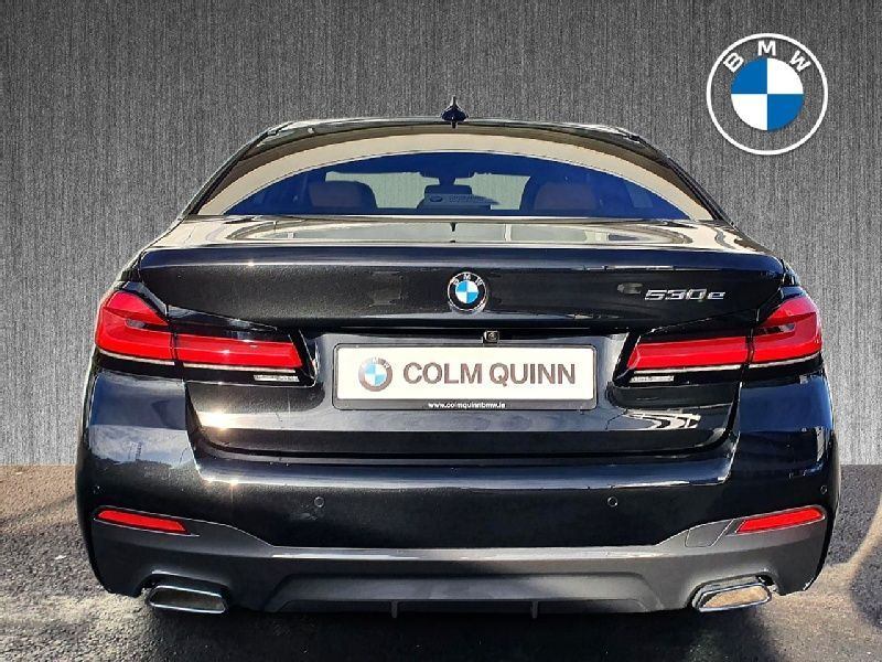 Used BMW 5 Series 530e M Sport Saloon (2021 (211))