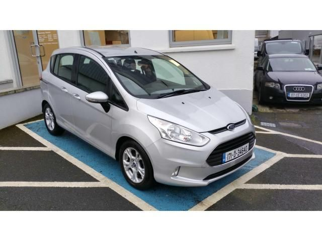 Ford B-Max 1.5 TDCI 75PS  5dr DR Remainder of Ford Warranty