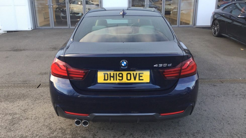 Image 13 - BMW 430d M Sport Coupe (DH19OVE)