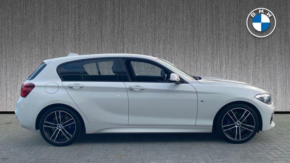 Image 3 - BMW 116d M Sport Shadow Edition 5-door (CY19FSZ)
