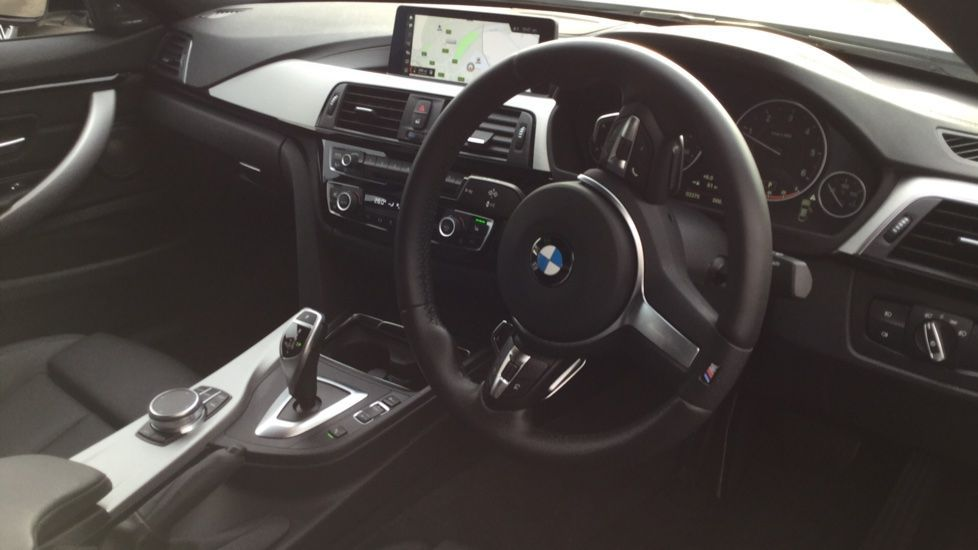 Image 6 - BMW 420d M Sport Gran Coupe (DH19OVF)