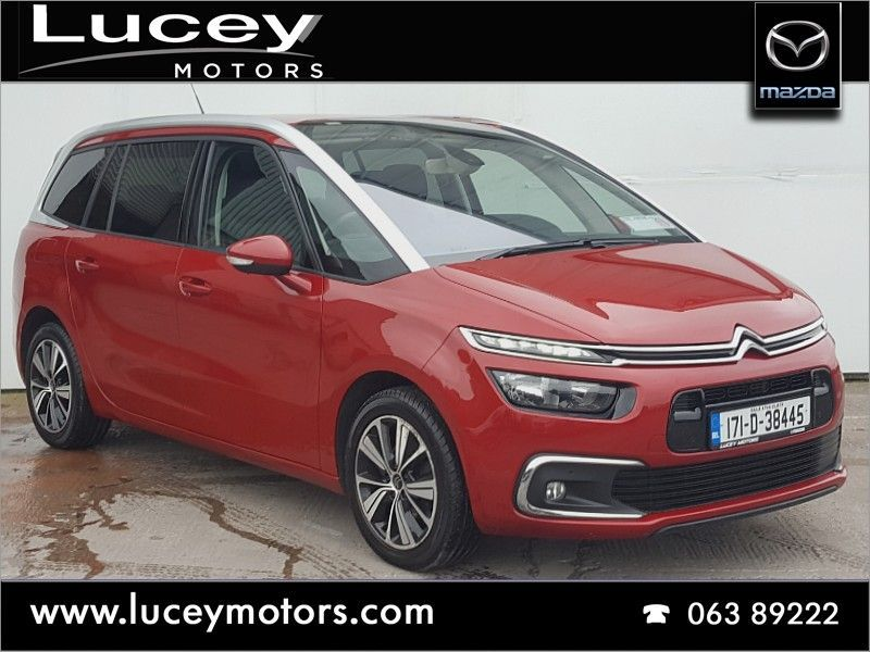 Citroen Grand C4 Picasso (HIGH SPEC FEEL MODEL)  BLUEHDI 120