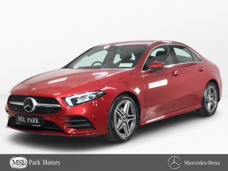 Mercedes-Benz A-Class 180 AMG Automatic - €6,178 worth of extras - Available for immediate delivery at MSL Park Mercedes-Benz