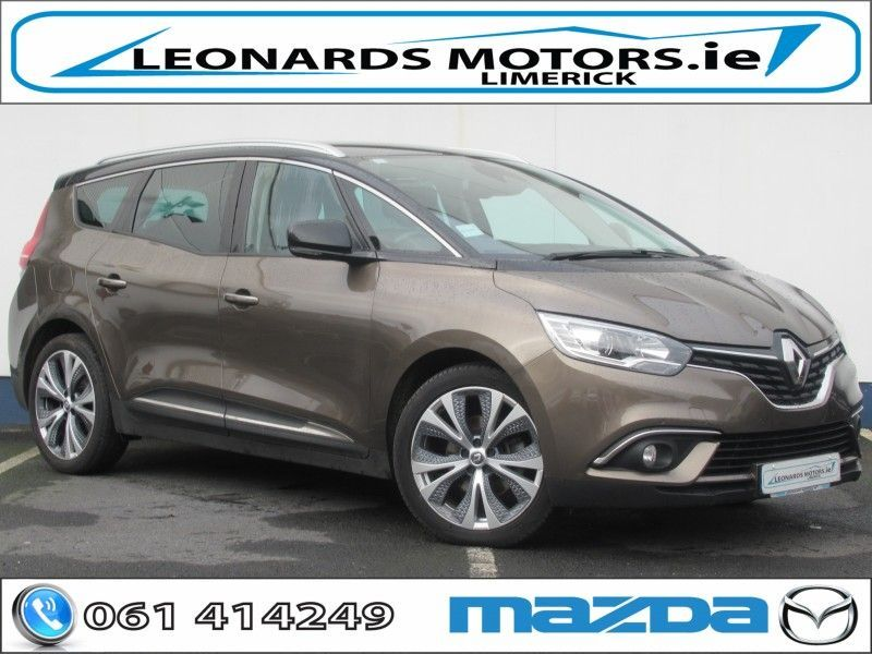 Used Renault Grand Scenic DYNAMIQUE S NAV D (2017 (171))