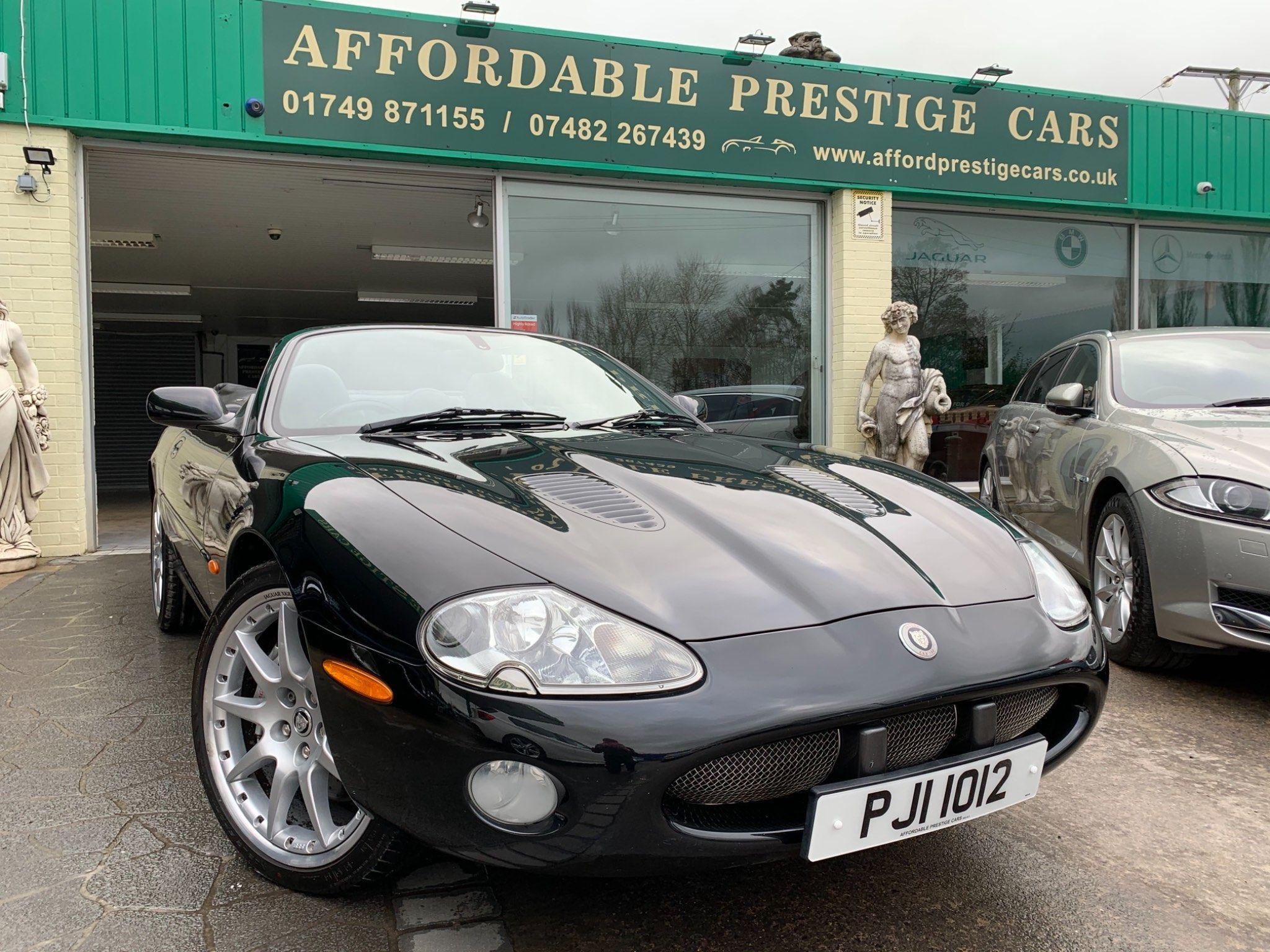 Jaguar Convertible Classic Cars For Sale Autotrader Uk