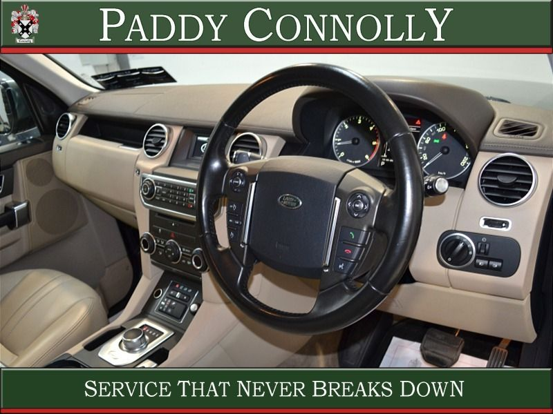 Used Land Rover Discovery *5 Seat N1 Bus.Class* TDV6  XE (2016 (161))