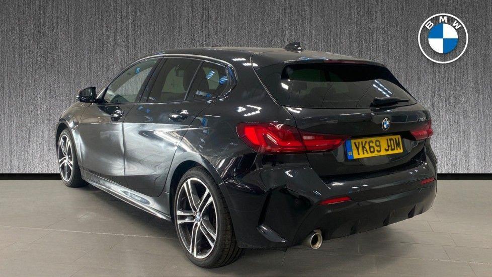 Image 2 - BMW 118i M Sport (YK69JDM)