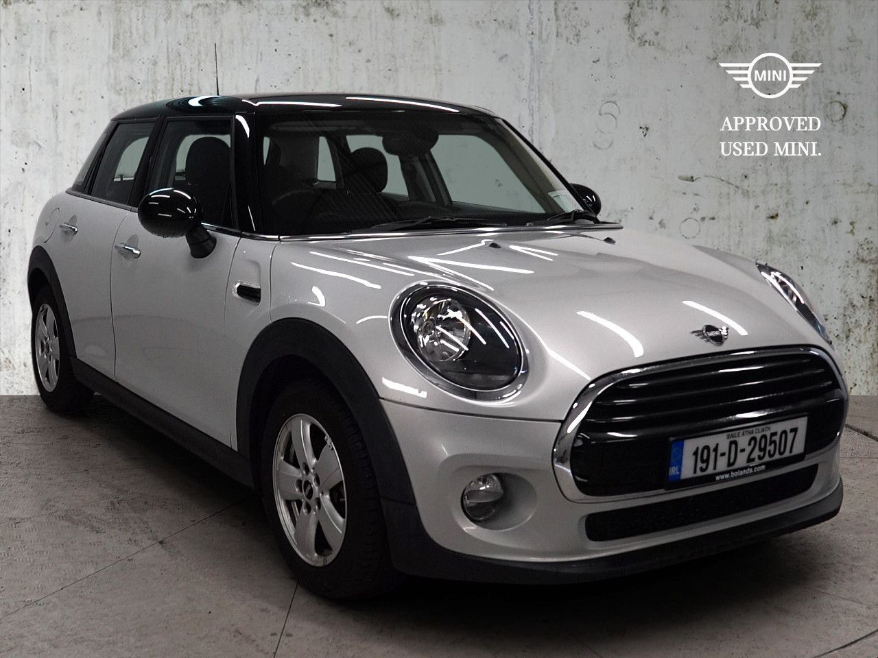 Used MINI Hatch 5-Door Hatch Cooper Classic (2019 (191))