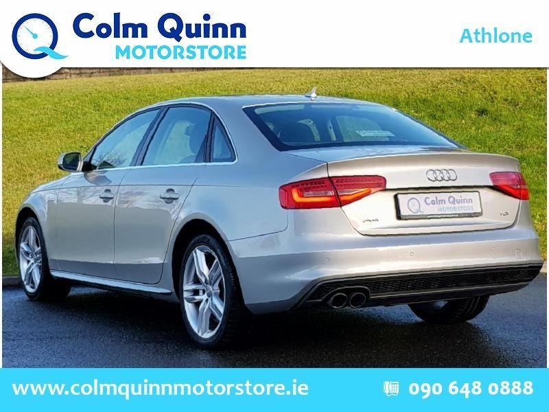 Used Audi A4 2.0TDI 120 SE 4DR (2015 (151))