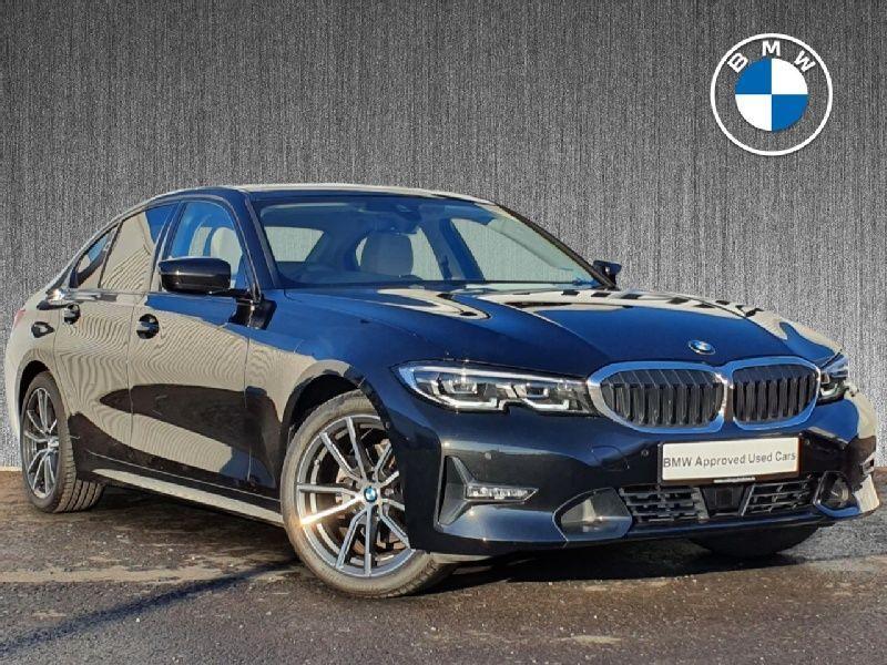 BMW 3 Series 320d SPORT 4DR AUTO