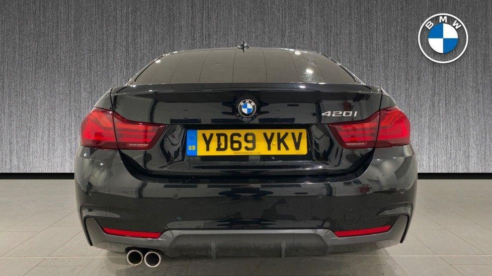 Image 15 - BMW 420i M Sport Gran Coupe (YD69YKV)