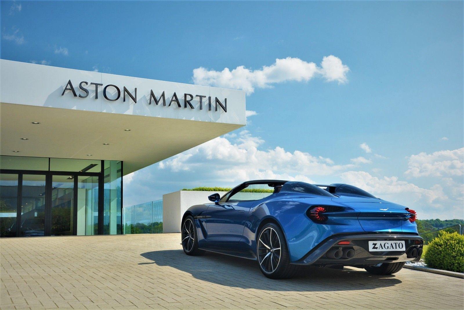 Dick Lovett Aston Martin Car Dealership In Bristol Autotrader