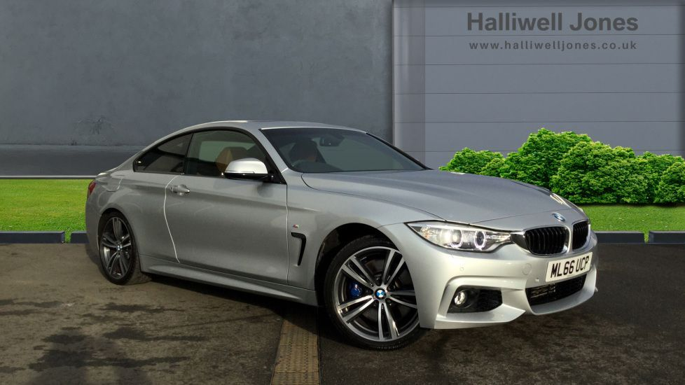 Image 1 - BMW 435d xDrive M Sport Coupe (ML66UCP)