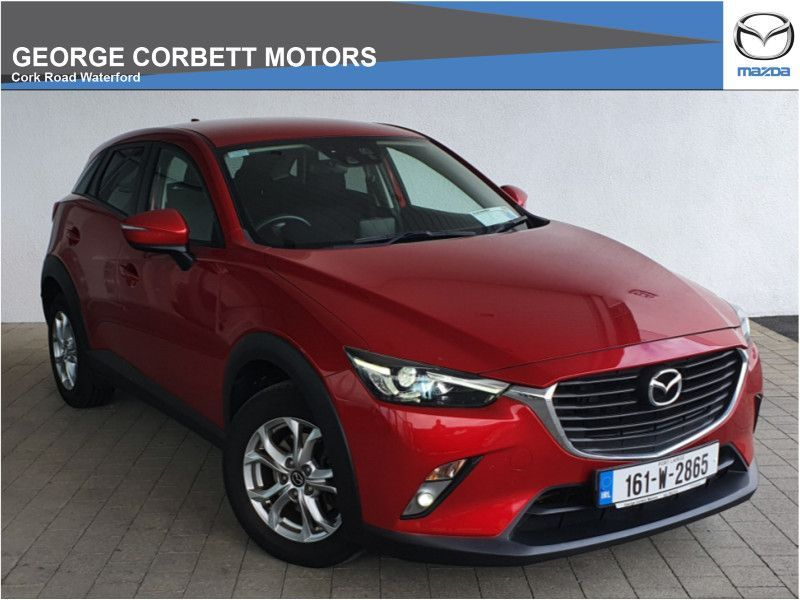 Mazda CX-3 Executive SE 1.5D 105PS 2WD, *Low Mileage* (From €69 per week)