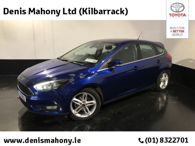 Ford Focus 5DR 1.5 TD 6SPEED @ DENIS MAHONY KILBARRACK