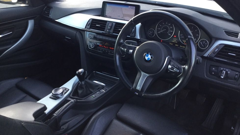 Image 5 - BMW 420d M Sport Coupe (YE14KGV)