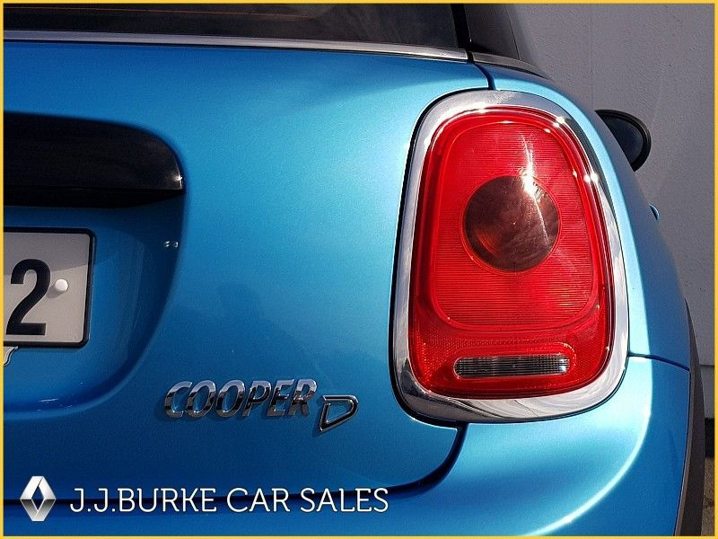 Used MINI Hatch COOPER D 1.5 116bhp 3DR *SAVE* (2018 (181))