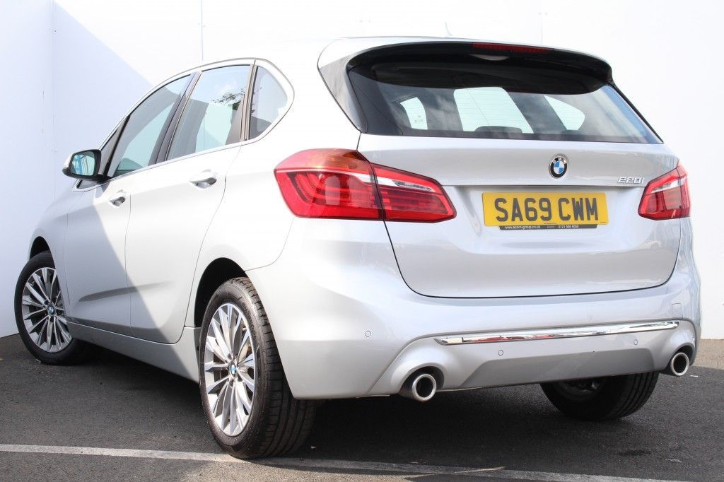 BMW 2 SERIES 2.0 220I LUXURY ACTIVE TOURER 5DR AUTOMATIC