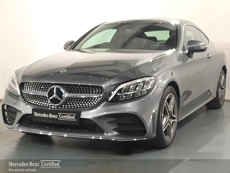 Mercedes-Benz C-Class C180 COUPE AMG Line - €660 per month