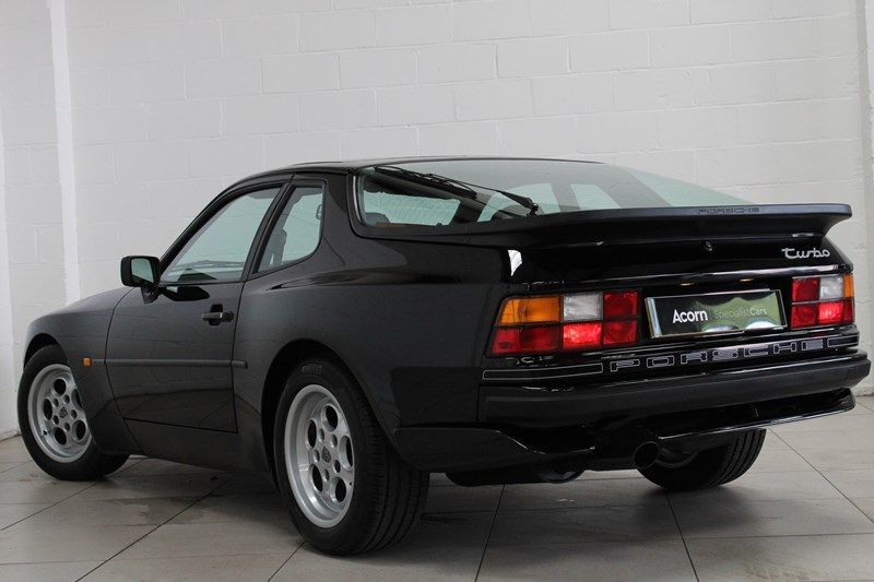 Porsche 944 Turbo 2.5 2dr