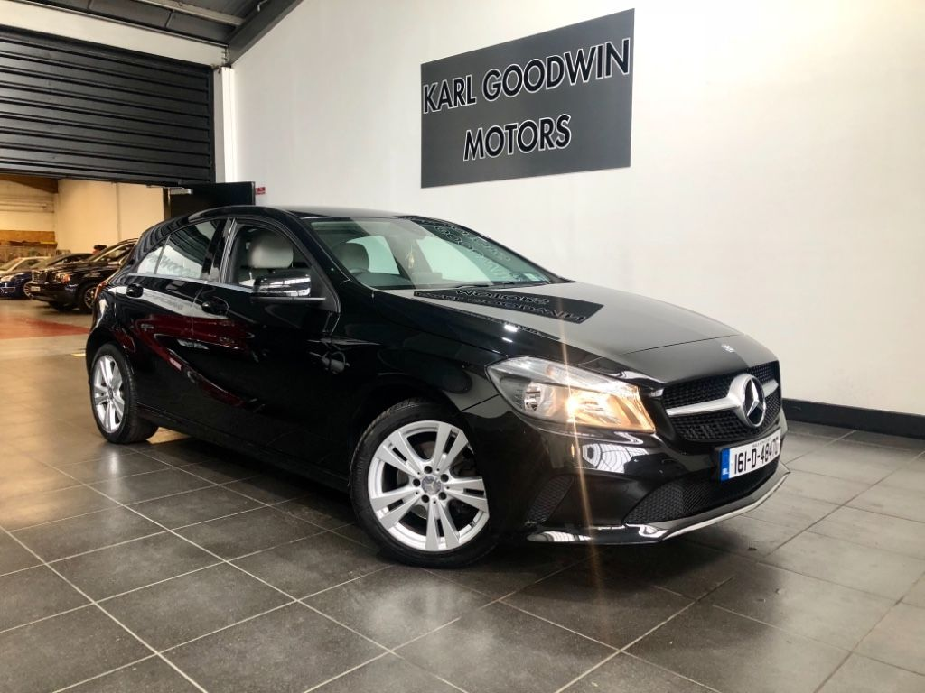 Mercedes-Benz A-Class A180 SPORT 5DR AUTOMATIC Sale Agreed