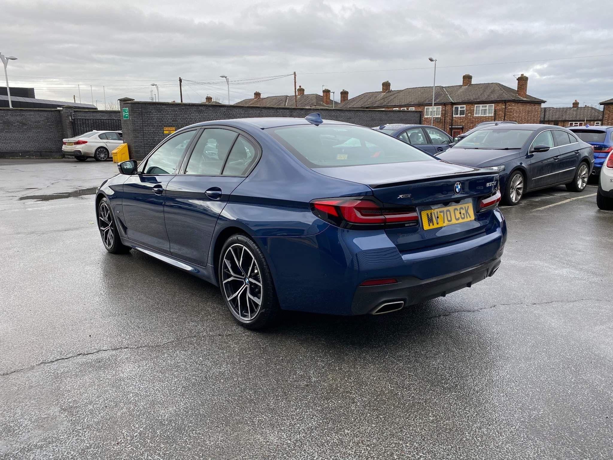 Image 2 - BMW 530d xDrive M Sport Saloon (MV70CGK)