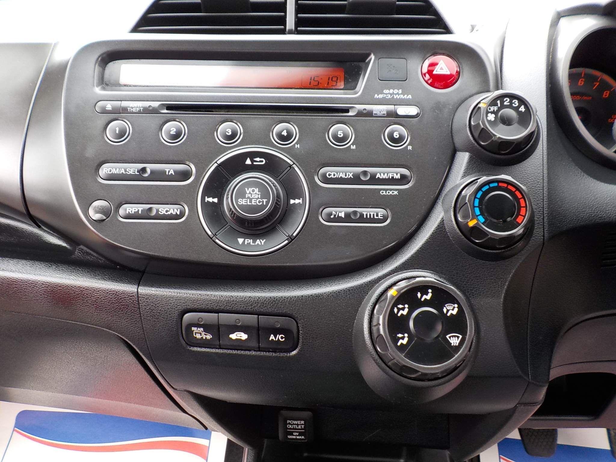 Honda Jazz 1.2 i-VTEC S 5dr (VSA)