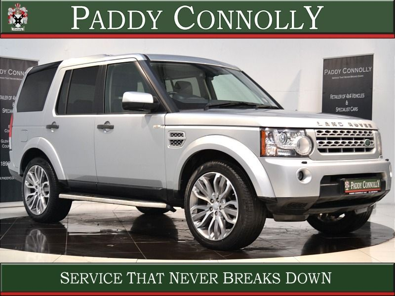 Land Rover Discovery *5 Seat N1 Bus.Class* V6