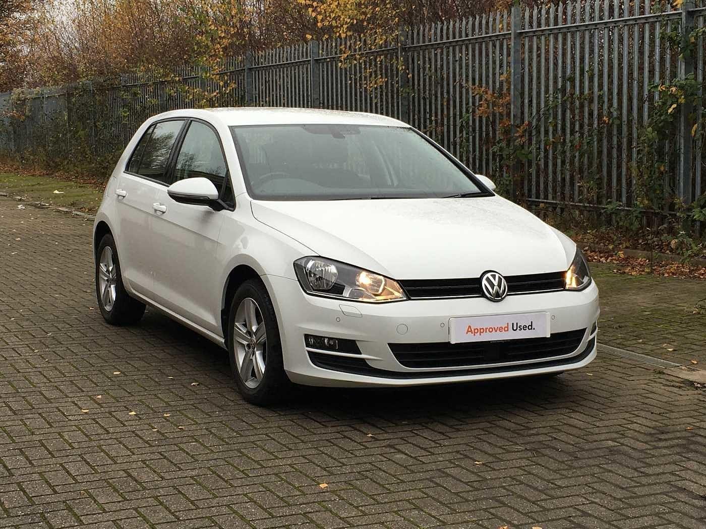 Volkswagen Golf 1.6 TDI 110 Match Edition 5dr DSG