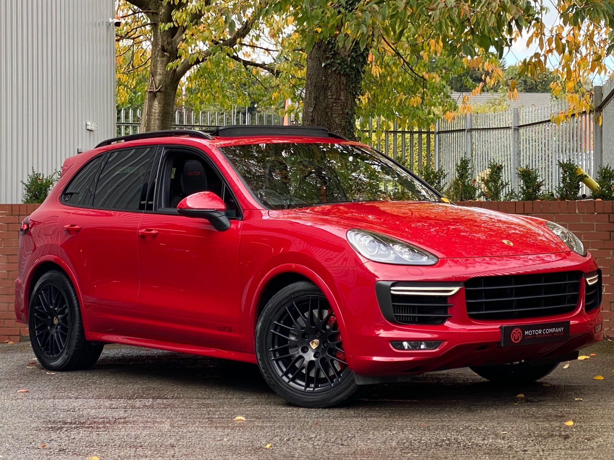 Red Porsche Cayenne Used Cars For Sale Autotrader Uk