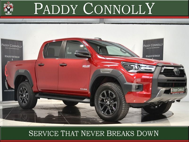 Toyota Hilux *5 Seat N1 Double Cab* AUTO INVINCIBLE X