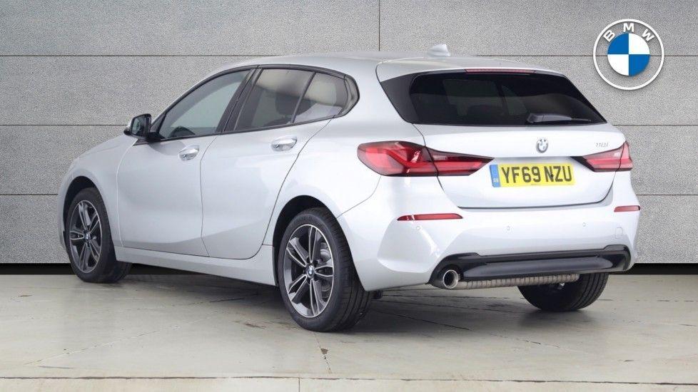 Image 2 - BMW 118i Sport (YF69NZU)