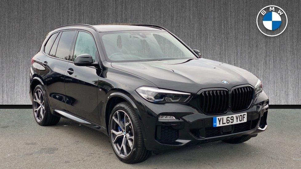 Image 1 - BMW xDrive40i M Sport (YL69YOF)