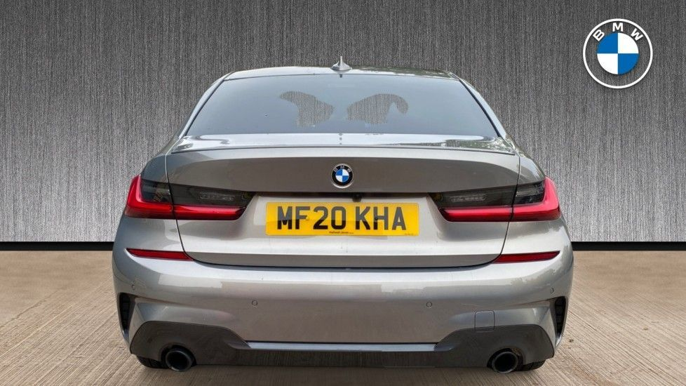 Image 15 - BMW 320i M Sport Plus Edition Saloon (MF20KHA)