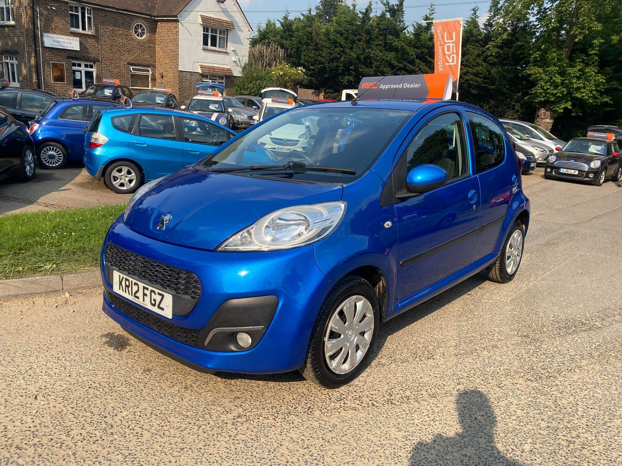 Used Peugeot 107 for sale