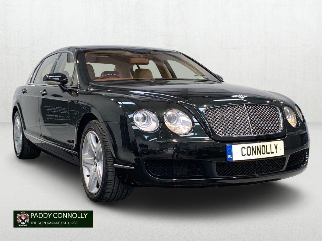 Bentley Continental Flying Spur *1 previous owner *