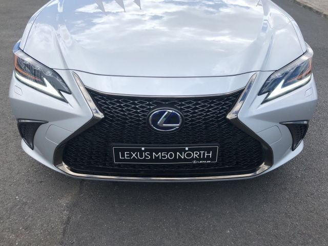 Used Lexus ES 300h F SPORT 4DR AUTO (2019 (191))