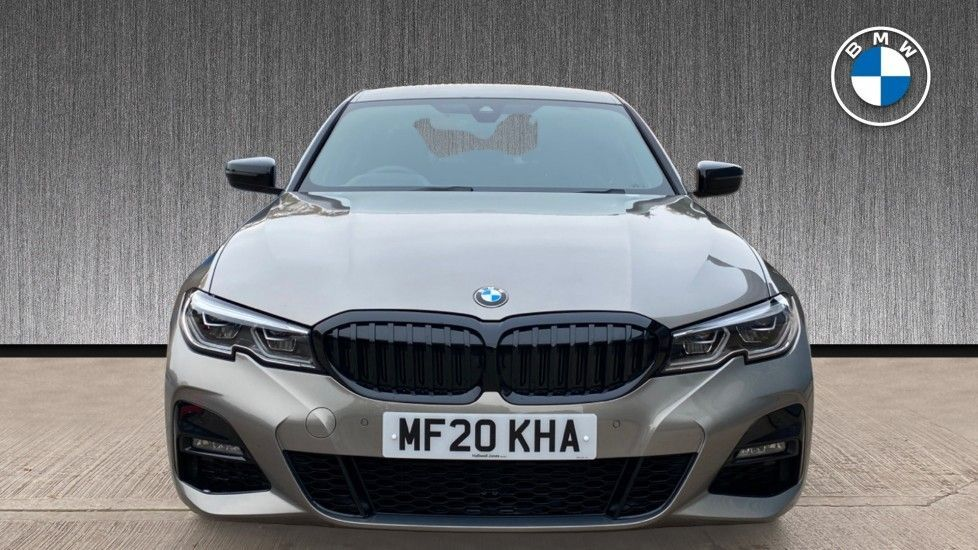 Image 16 - BMW 320i M Sport Plus Edition Saloon (MF20KHA)