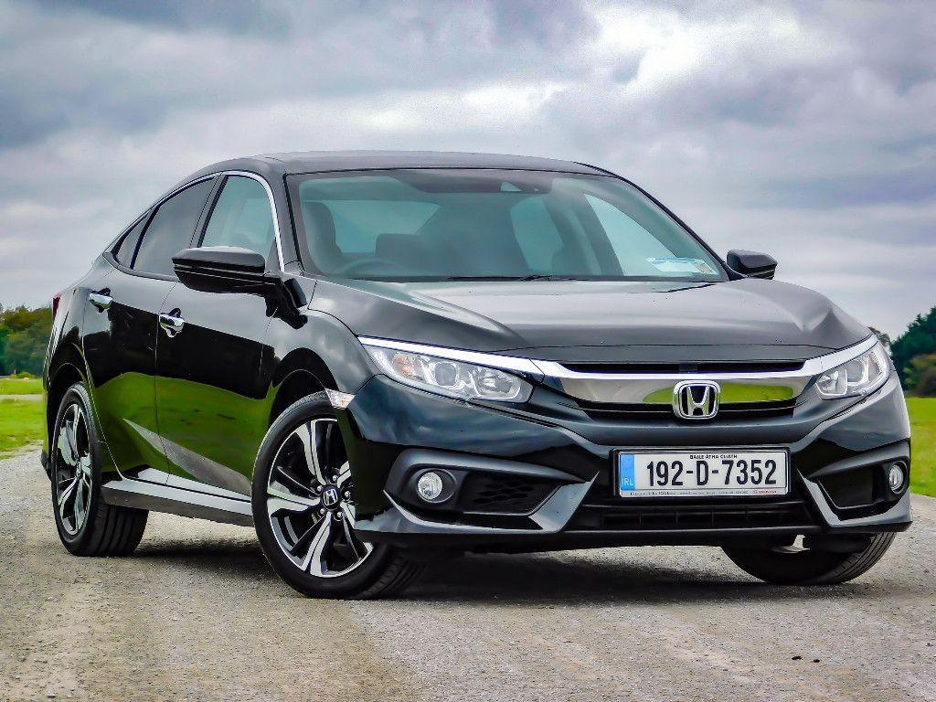 Honda Civic €3000 scrappage - Turbo VTEC Sedan - 99 per week - Video Tour