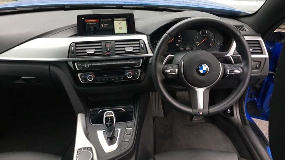 Image 11 - BMW 420d xDrive M Sport Coupe (MA68ORT)