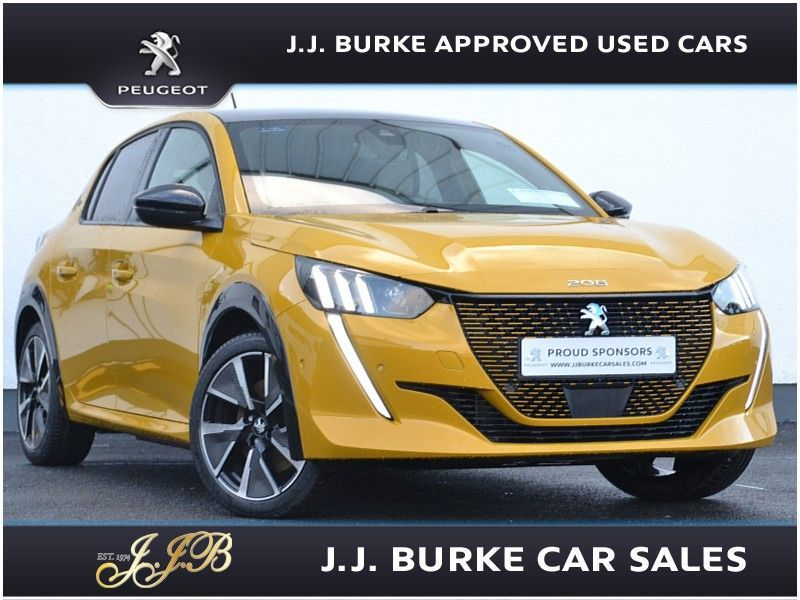 Peugeot 208 e208 GT Electric - Order your 211