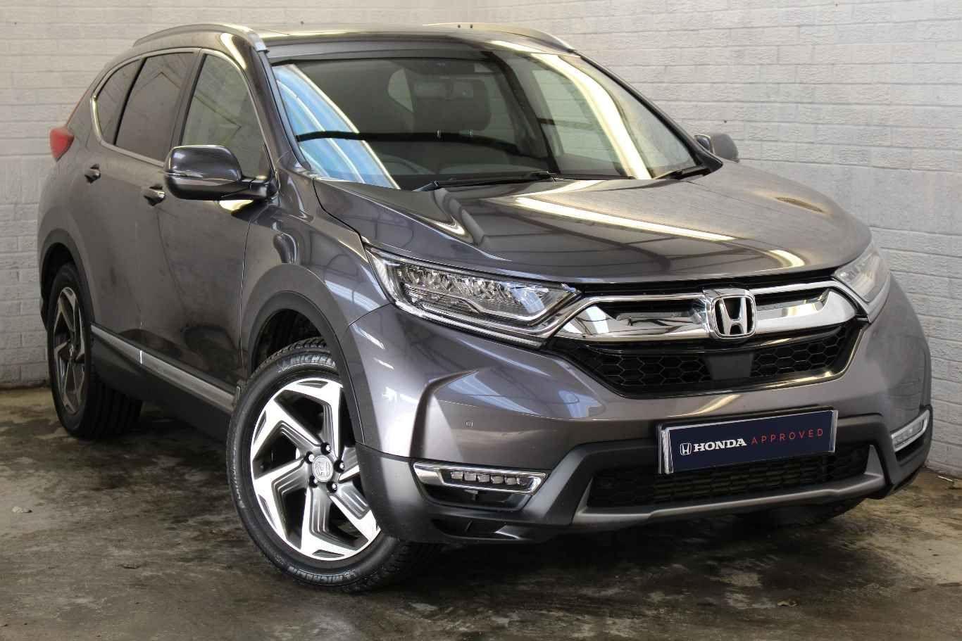Honda CR-V 1.5 VTEC Turbo EX CVT