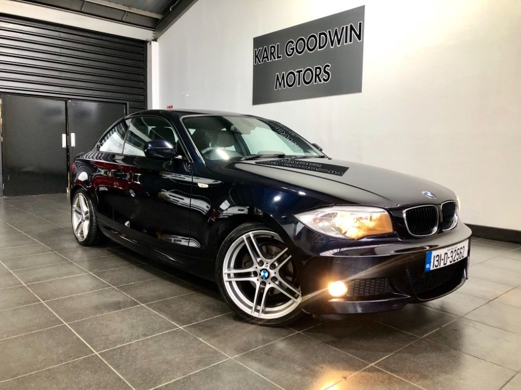 BMW 1 Series 118 D M-SPORT PLUS EDITION 2DR AUTO COUPE