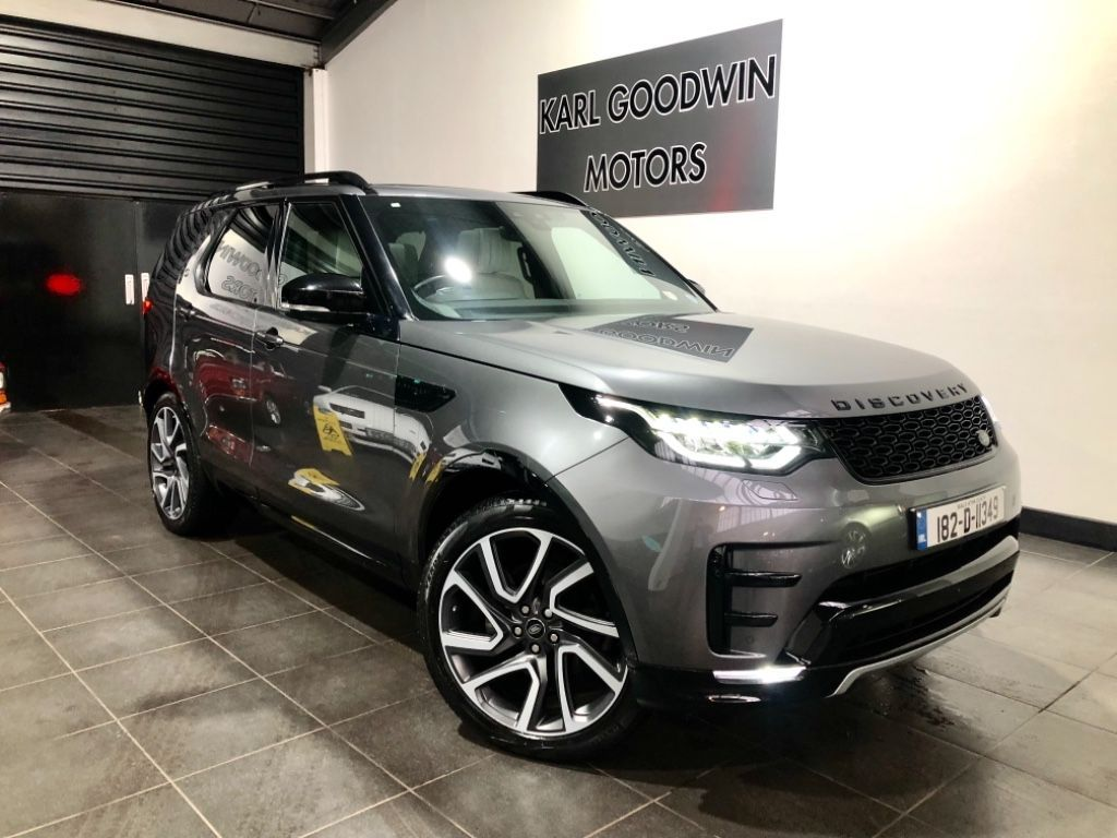 Land Rover Discovery 3.0 TD6 LUXURY HSE 5 SEATS N1 INCL VAT