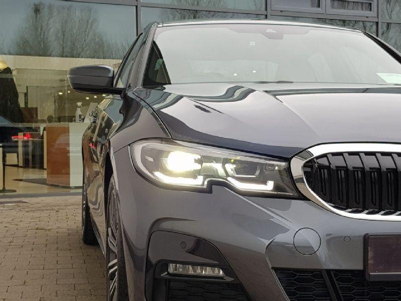Used BMW 3 Series 330e M Sport Saloon - Hybrid (2021 (211))