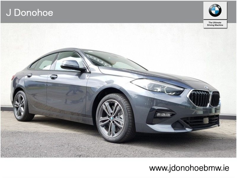 BMW 2 Series 220d Sport Gran Coupe - FROM €86 PER WEEK