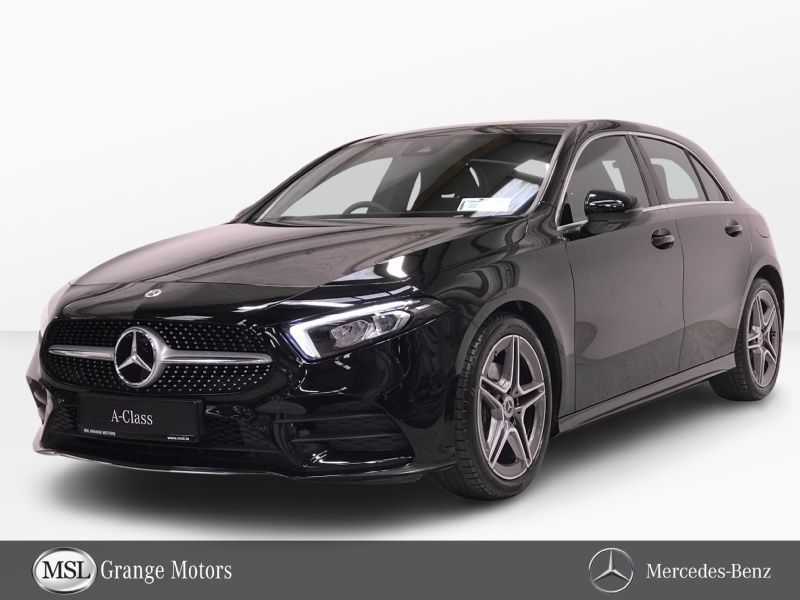 Mercedes-Benz A-Class A180 D AMG Line Auto