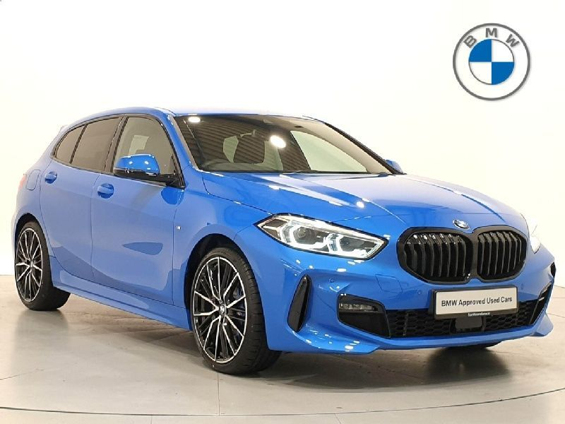 BMW 1 Series F40 118i M Sport Sports Hatch 5-door B38, M Sport Pro Pack