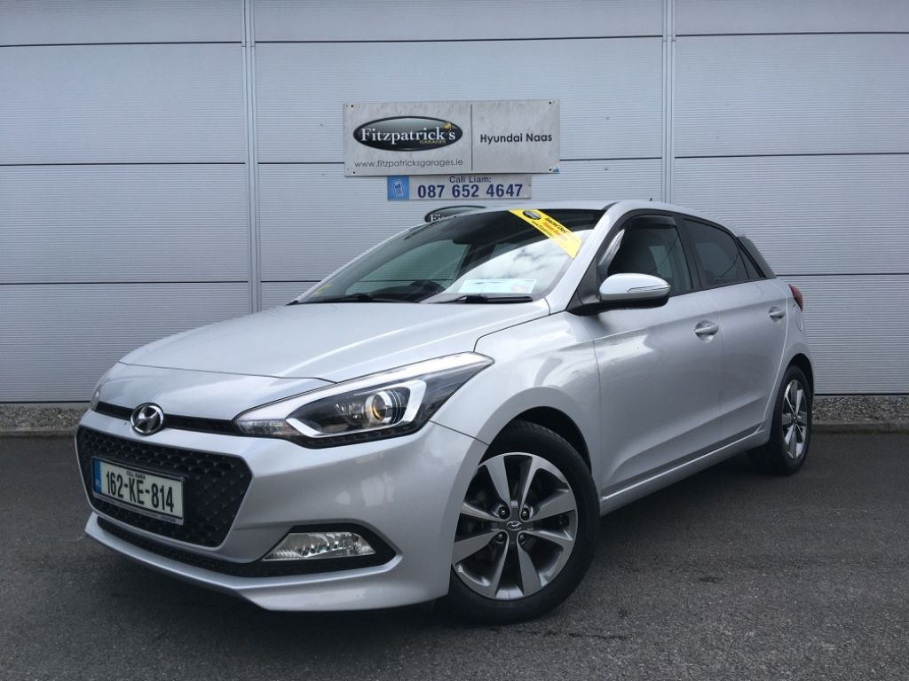 Hyundai i20 **VIDEO TOUR** LOW MILEAGE i20 DELUXE - CALL 087 6524647 FOR DETAILS.....